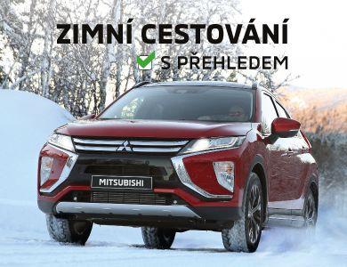 Připravte Mitsubishi na zimu