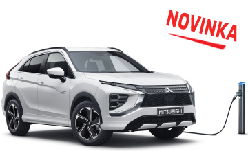 NOVÝ ECLIPSE CROSS PHEV