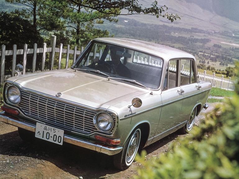 Mitsubishi Colt 1000
